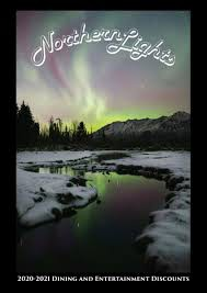 Northern Lights Coupon Book