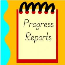 Progress reports...