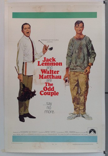 "All Cooped Up: A fresh look at ""The Odd Couple"" in light of the COVID-19 lockdown"