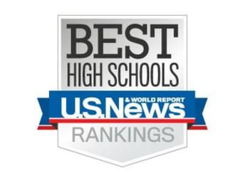 "STRONGSVILLE HIGH SCHOOL RANKS #41 IN OHIO ON U.S. NEWS ANNUAL ""BEST HIGH SCHOOLS"" LIST"