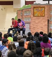Children's Theatre of Charlotte comes to QHMS on Anti-Bullying Tour