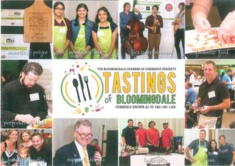 Taste the Best of Bloomingdale on Nov. 2nd 6-8pm!