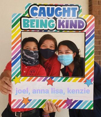 Joel, Anna Lisa, Kenzie