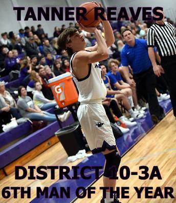#5 Tanner Reaves