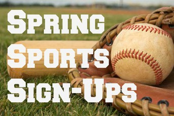 Exciting Spring Sports Information!