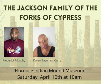 The Ferdinand Jackson Family of the Forks of Cypress