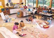 Flint Community Schools Pre-K-2 Classrooms