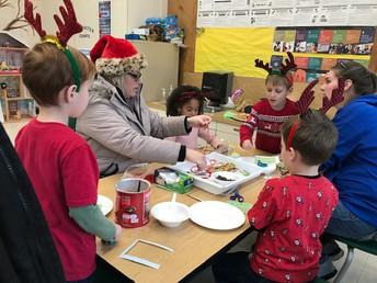 More Kindergarten learning fun!