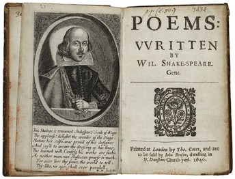 Primary- Shall I compare thee to a summer's day? by William Shakespeare