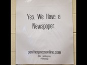 We Have A Newspaper!