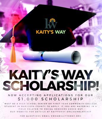 Kaity's Way Scholarship