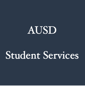 New AUSD Student Services Website!