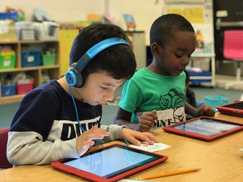 ONLINE REGISTRATION for incoming kindergarteners and new students