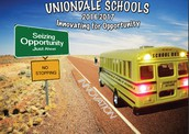 Uniondale--academic rigor, excellence and educational opportunities abound!