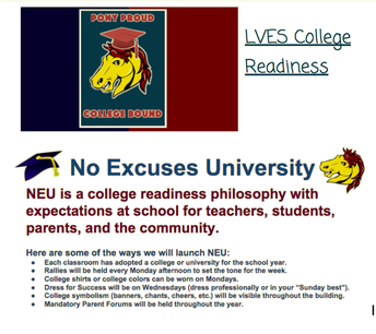 LV ES College Readiness