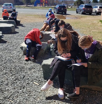 8-4 Poetry Outdoors