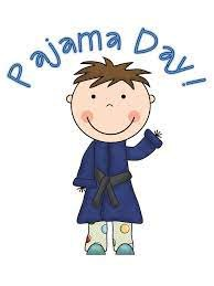 Nov 16  Pajama Day