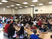 BBQ Noche de Regreso a la Escuela