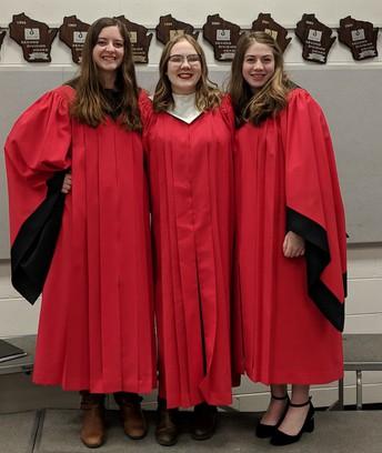 Annual Honors Choir