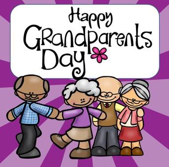 Grandparents Day at LES