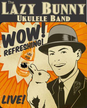 FREE Summer Concert: lazy Bunny Ukulele Band