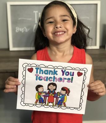 happy teacher appreciation!