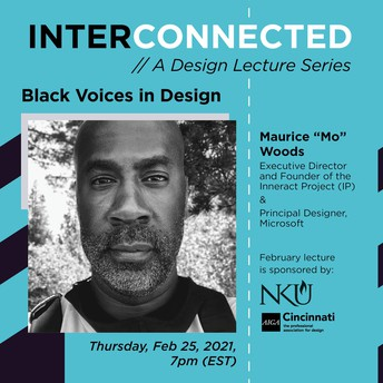 Interconnected Lecture Series with Maurice Woods