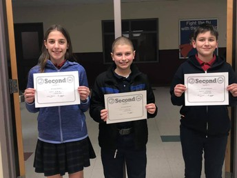 6th Grade Mathletics Competition!