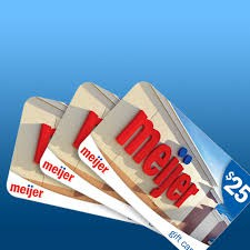 Technology, Meijer Gift Cards & Food Distribution