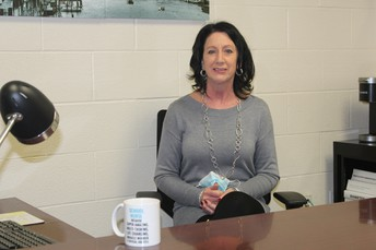 MUSTANG SPOTLIGHT - MRS. CRYSTAL TACKABERRY, DISTRICT SCHOOL NURSE FOR STRONGSVILLE CITY SCHOOLS