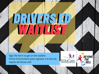 Driver's Ed Waitlist