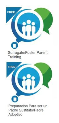 Surrogate & Foster Parent Online Training Modules