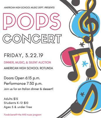 Pops Concert - March 22