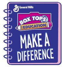 Spring Box Tops for Education Collection May 6th-10th