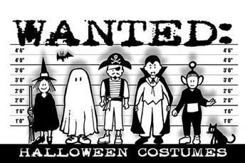 NCFC Halloween Costume Collection
