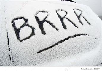 Brrrrr....