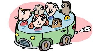 5 Rules For Carpool Safety