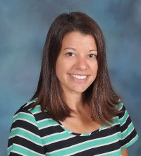 Autumn Pequignot, kindergarten teacher