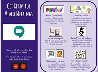 How to Get Ready for Video Meetings!