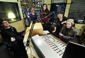 IBL Project Idea: Work for WGDH-Goddard College Community Radio