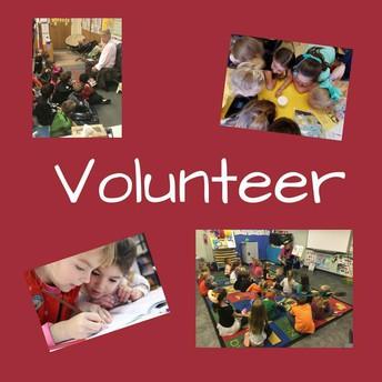 2018-19 Volunteer Information