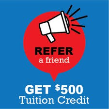 $500 Tuition Credit