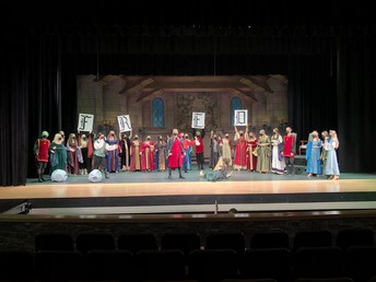 JHS Spring Musical Earns State Honors