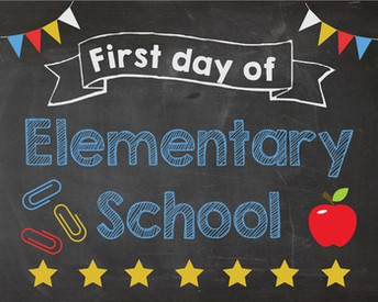 All students in 1st through 5th grade will be on the same schedule