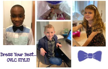 Dress Your Best!