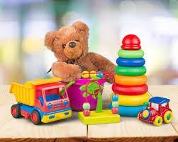 Toys for Mott's Children's Hospital