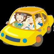 Carpool, Arrival, & Departure