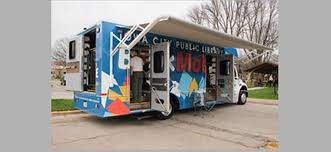 Check it out!  Iowa City Bookmobile