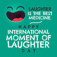 International Moment of Laughter Day - April 14