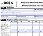 Form 1095C